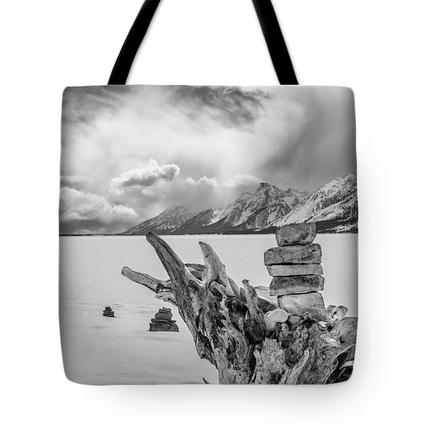 Jackson Lake Tote Bag