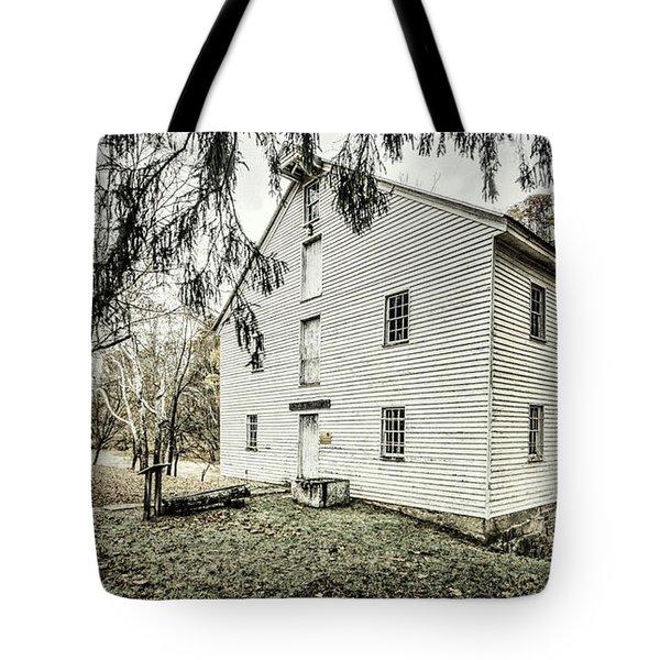 Jackson's Sawmill Tote Bag