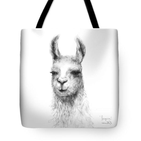 Jacquie Tote Bag