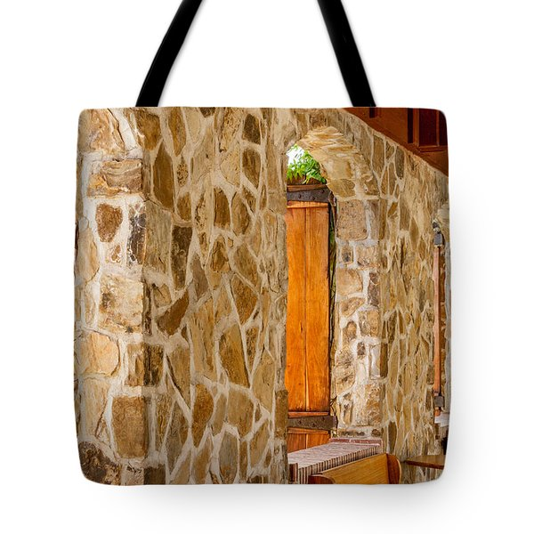 Jacuzzi Winery Tote Bag
