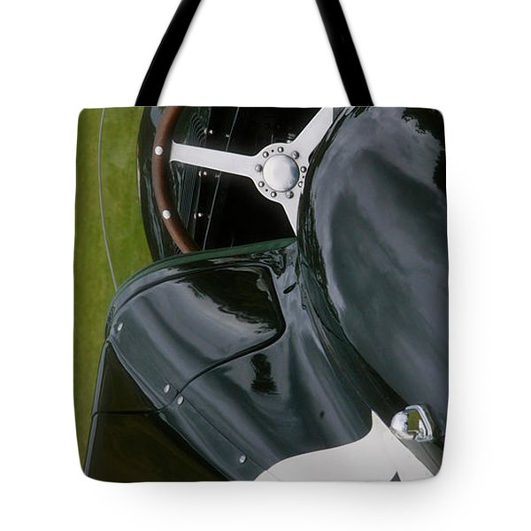 Jaguar Racing Car Smart Phone Case Tote Bag