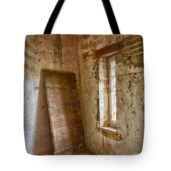 Jail House Wall Tote Bag