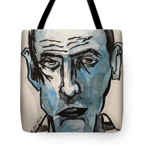 Jail's Blues Tote Bag