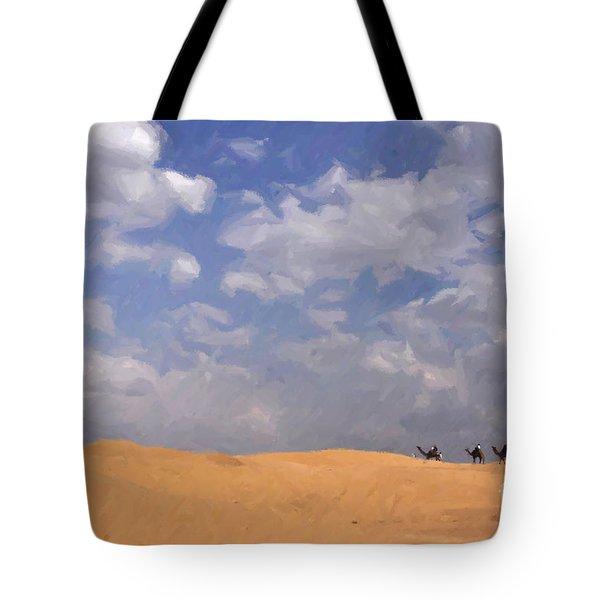 Jaisalmer Desert Festival-1 Tote Bag