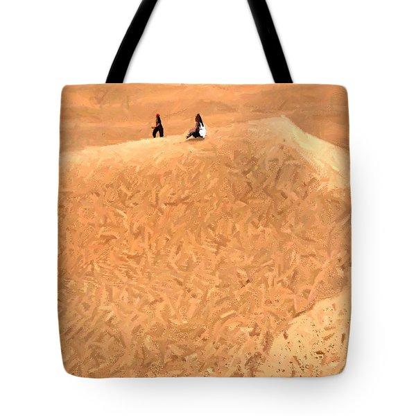 Jaisalmer Desert Festival-4 Tote Bag