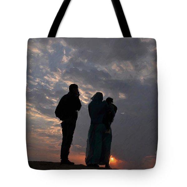 Jaisalmer Desert Festival-8 Tote Bag