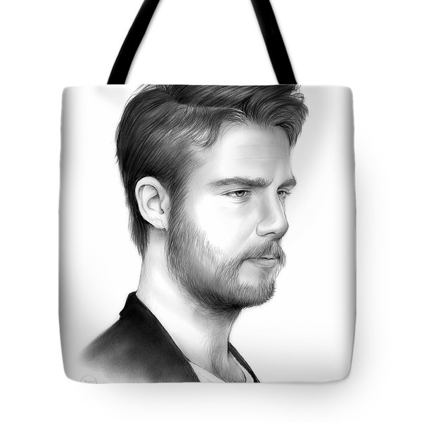 Jake Mcdorman Tote Bag