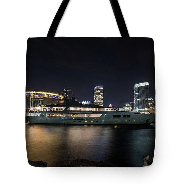 Jamaica Bay Tote Bag