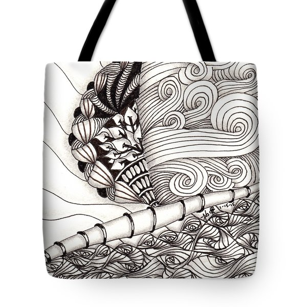 Jamaican Dreams Tote Bag by Jan Steinle