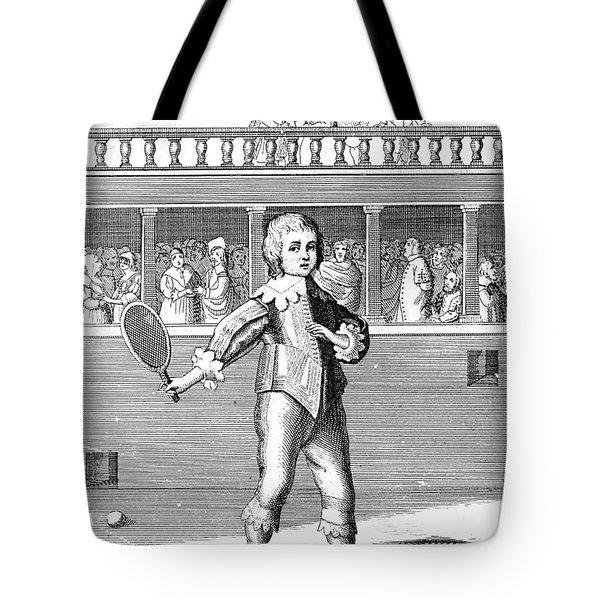 James II (1633-1701) Tote Bag by Granger