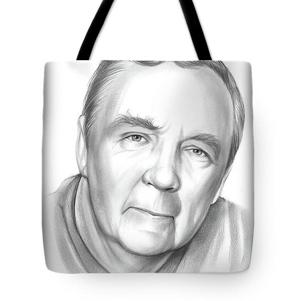 James Patterson Tote Bag