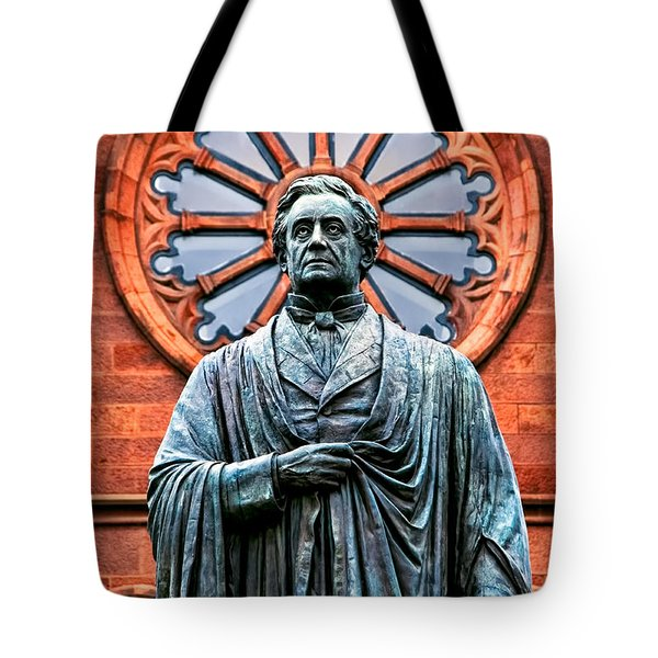 James Smithson Tote Bag