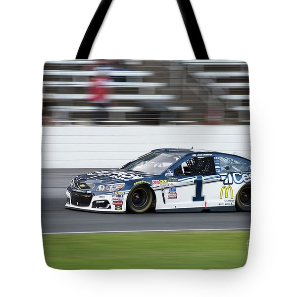 Jamie Mcmurray #1 Tote Bag