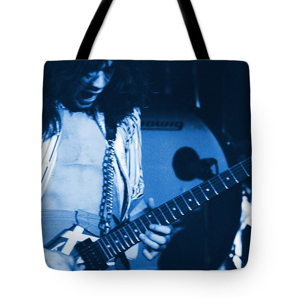 Jamie's Crying The Blues In Spokane Tote Bag by Ben Upham