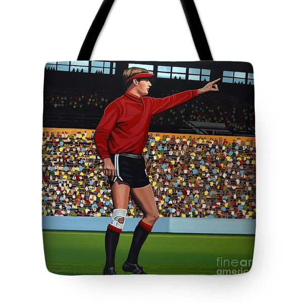 Jan Van Beveren Tote Bag by Paul Meijering