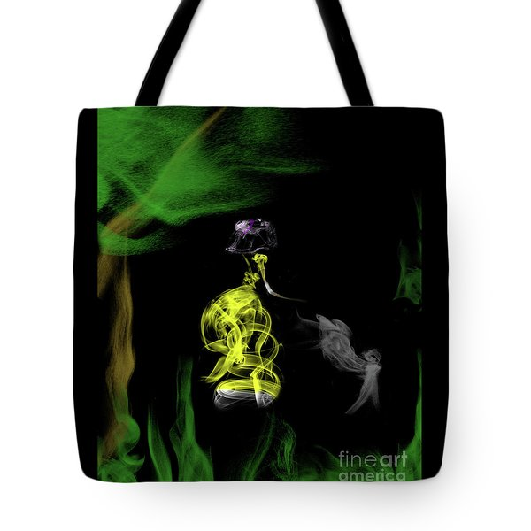 Jane Of The Jungle Tote Bag