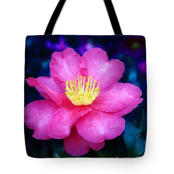 Jane's Sasanqua Tote Bag