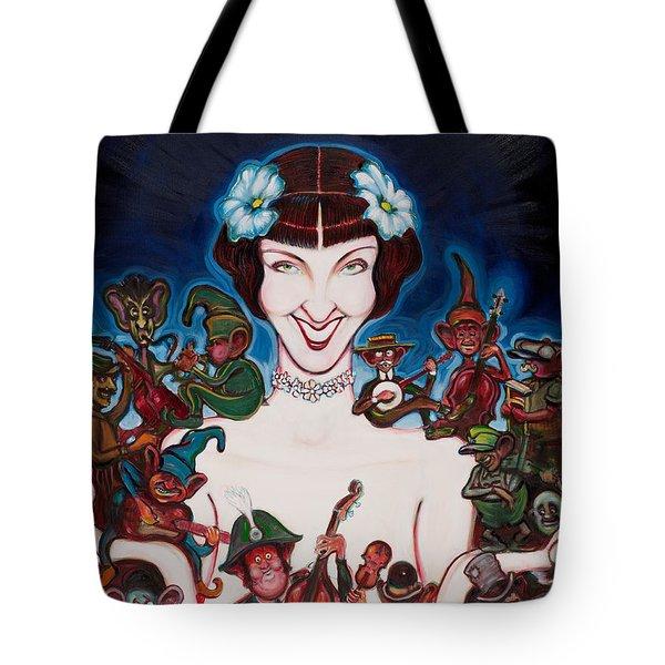 Janet Klein Tote Bag