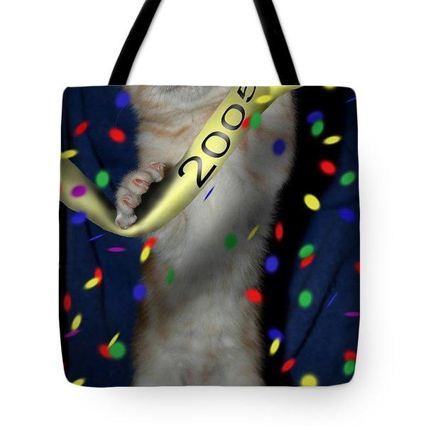 January 2005 Tote Bag