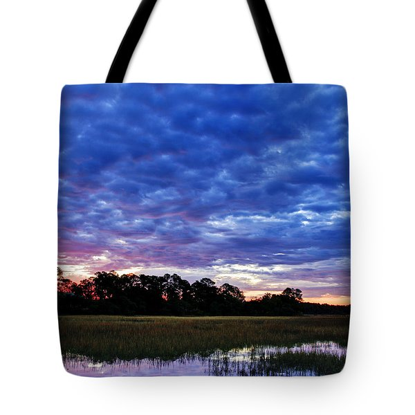 January Morning Tote Bag by Phill Doherty