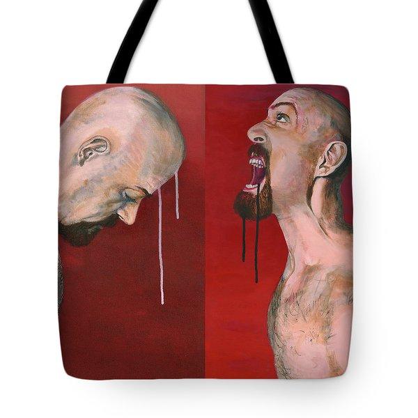 Janus Tote Bag