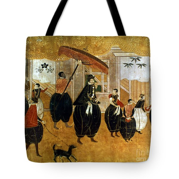 Japan: St. Francis Xavier Tote Bag by Granger