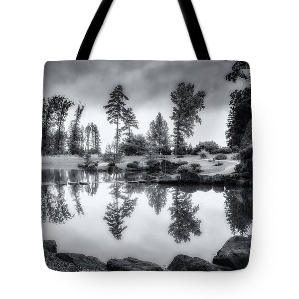 Japanese Gardens - Dawes Arboretum Tote Bag