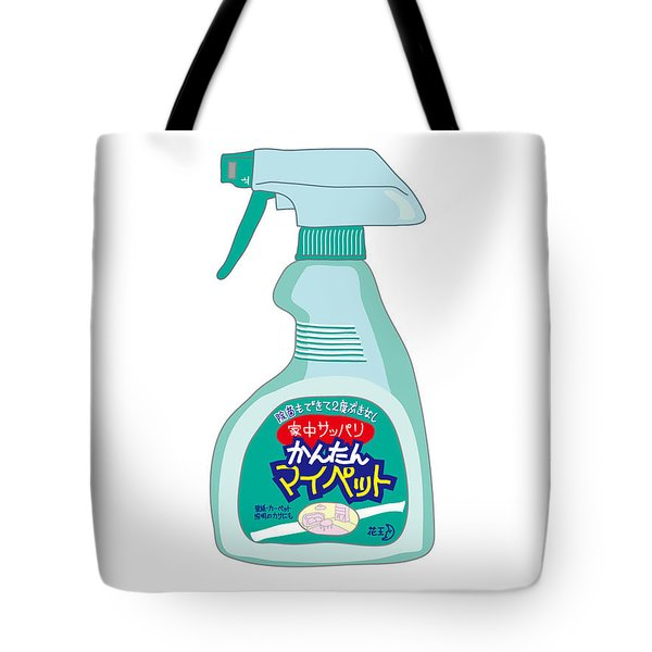 Japanese Kitchen Detergent Tote Bag