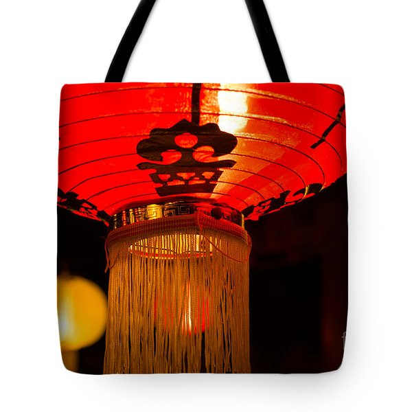 Japanese Lantern 1 Tote Bag