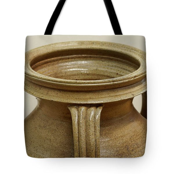 Jar Top - Handles Tote Bag