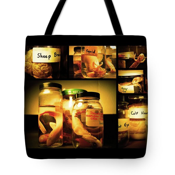 Jarred Collection I Tote Bag by Rheann Earnest