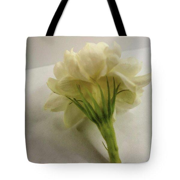Jasmine Tote Bag by Bruce Carpenter