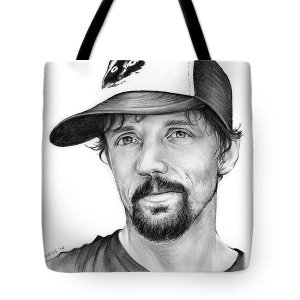 Jason Mraz Tote Bag