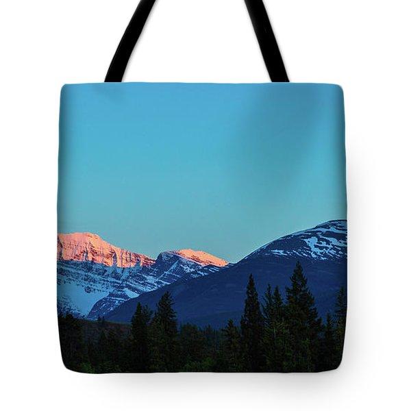 Jasper National Park Tote Bag