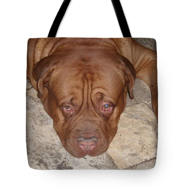 JAX Tote Bag by Val Oconnor