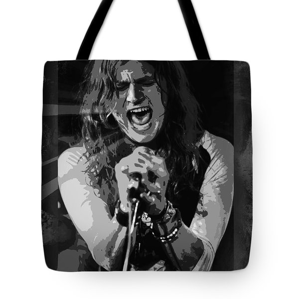 Jay Buchanan Tote Bag