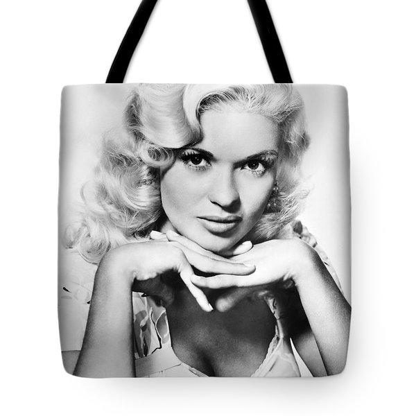 Jayne Mansfield  (1933-1967) Tote Bag by Granger