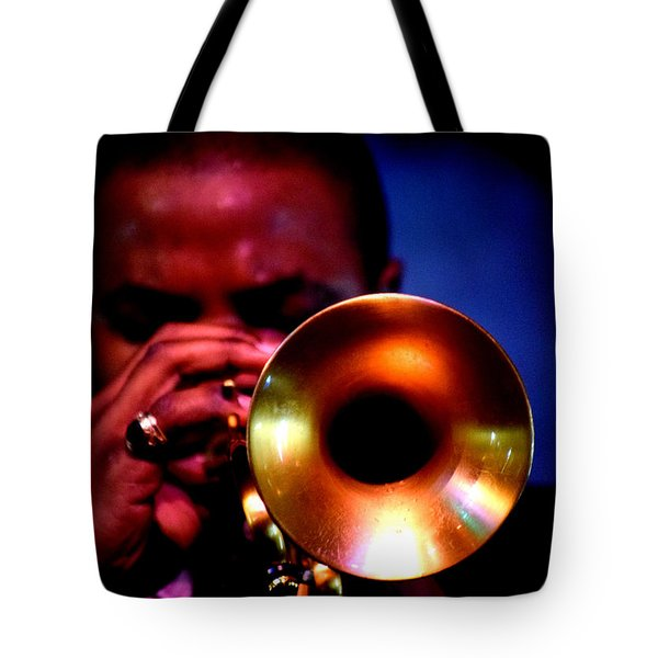 Jazz 11 Tote Bag