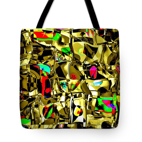 Jazz Tote Bag by Aurelio Zucco