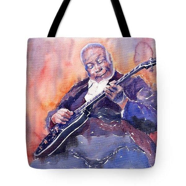Jazz B.b. King 03 Tote Bag