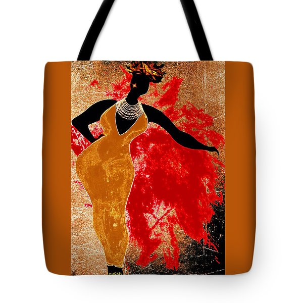 Jazz Reach For It Tote Bag