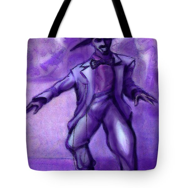 Jazzy Tote Bag by Kevin Middleton