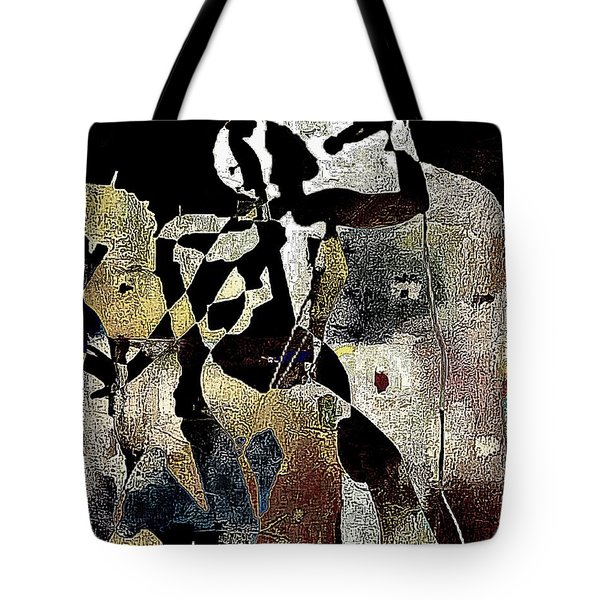 Jazzy Night 8 Tote Bag