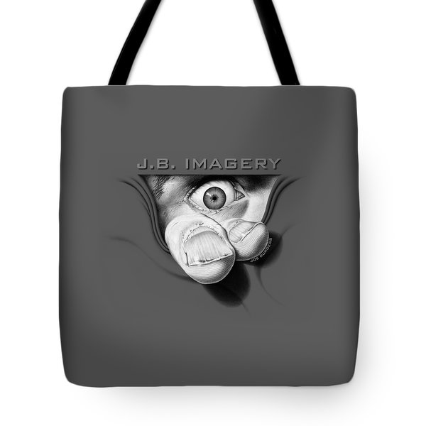 J.b. Imagery Tote Bag