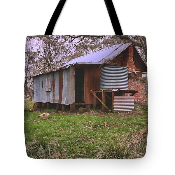 Jb Plains Tote Bag