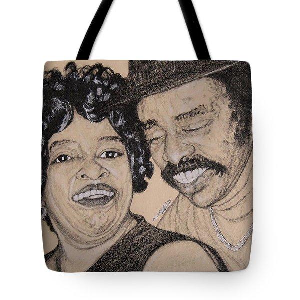 Jb  Wg Portrait Tote Bag