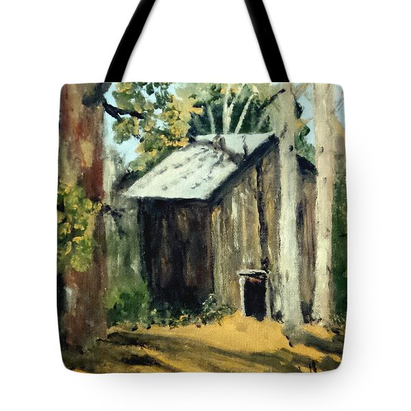 Jd's Backker Barn Tote Bag