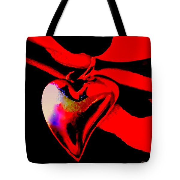 Je T'aime A La  Folie  - Valentine   Dedicated Tote Bag