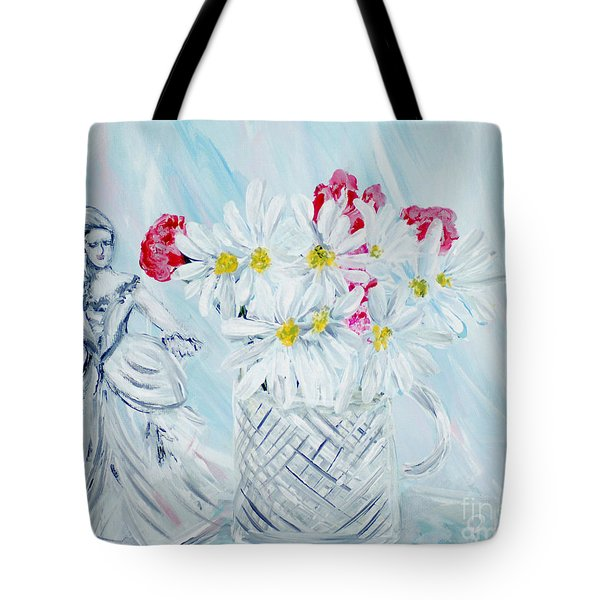 Je Vous Remerci. Thank You Collection Tote Bag
