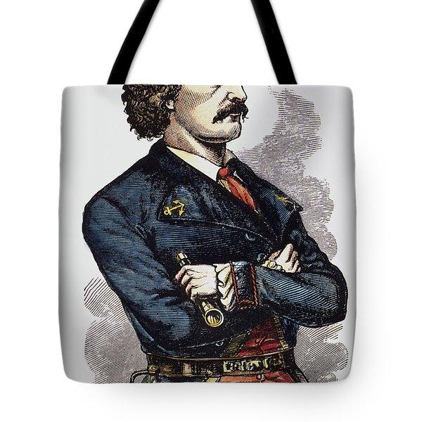 Jean Lafitte (c1780-c1826) Tote Bag